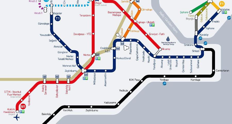 Cosa visitare a Istanbul -Turchia--tram_metro_istanbul-jpg