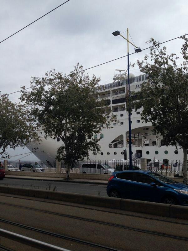 2013/10/05 - Messina(imbarco) - Domy - MSC Lirica-uploadfromtaptalk1380973392669-jpg