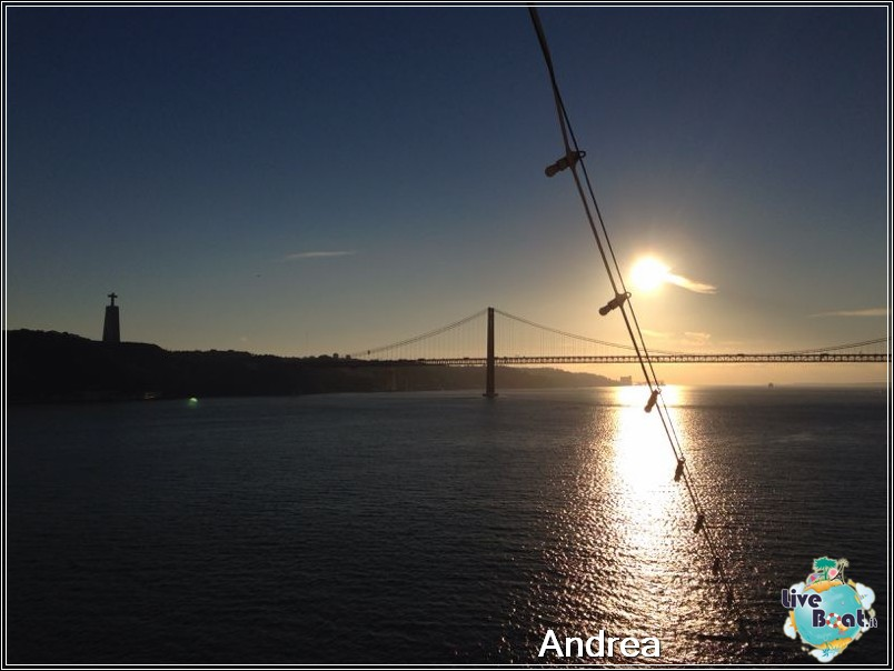 2013/10/11 Lisbona Andrea Costa Fortuna-5costafavolosa-liveboatcrociere-jpg