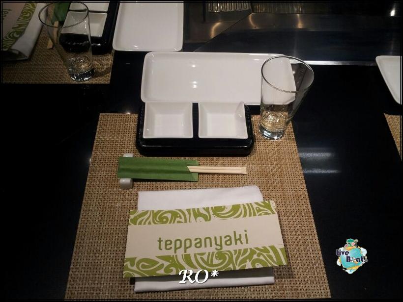 Cena-spettacolo Teppanyaki di Norwegian Breakawai-norvegian-breakaway288-jpg
