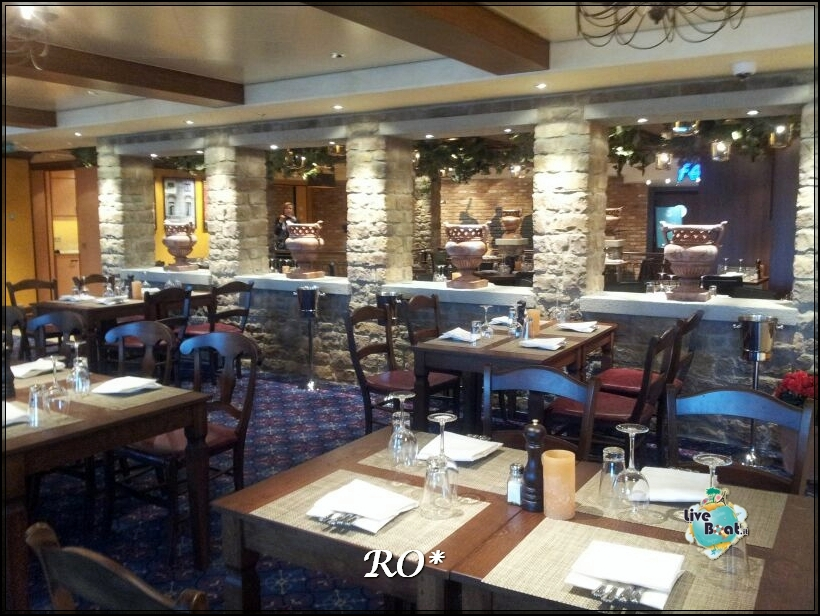 La cucina, il ristorante italiano di Norwegian Breakaway-norvegian-breakaway219-jpg