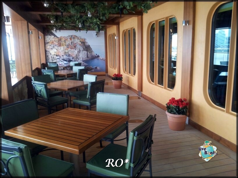 La cucina, il ristorante italiano di Norwegian Breakaway-norvegian-breakaway224-jpg