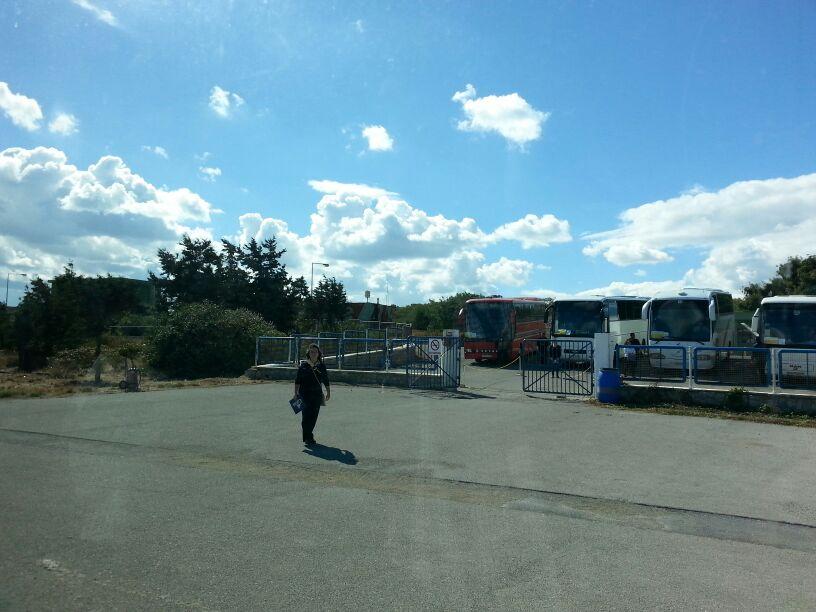 2013/10/18 Heraklion partenza Klara-diretta-klara-costa-mediterranea-isole-greche-47-jpg