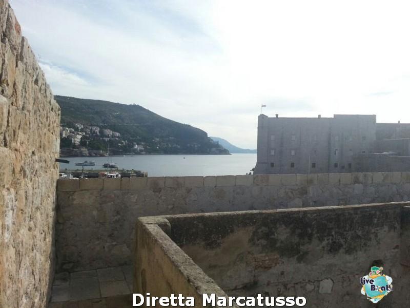 2013/10/19 - Dubrovnik-msc-fantasia-dubrovnik-diretta-liveboat-crociere-1-jpg