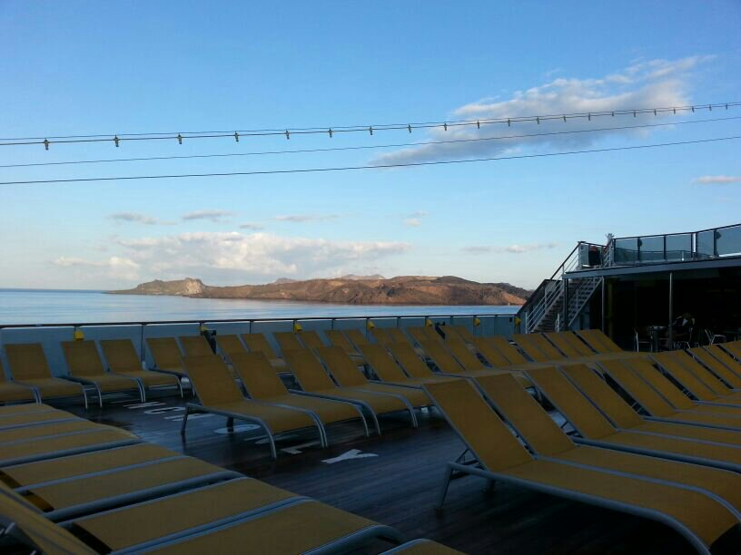 2013/10/19 Santorini Costa Mediterranea-uploadfromtaptalk1382177361589-jpg