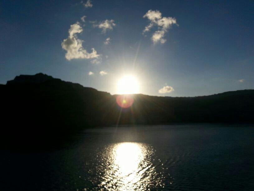 2013/10/19 Santorini Costa Mediterranea-uploadfromtaptalk1382177376637-jpg
