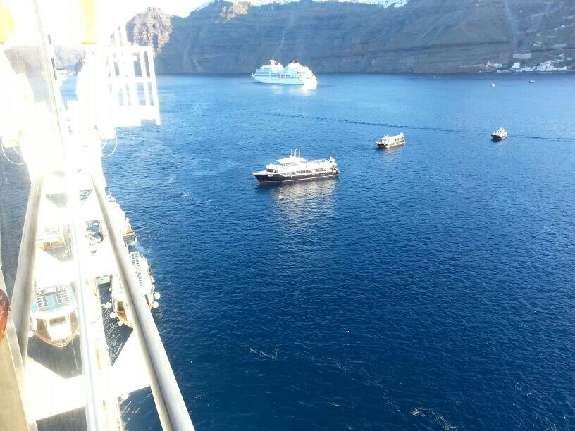 2013/10/19 Santorini Costa Mediterranea-uploadfromtaptalk1382177391666-jpg