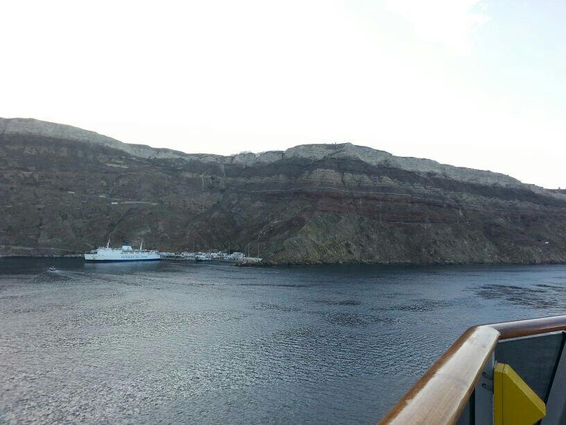 2013/10/19 Santorini Costa Mediterranea-uploadfromtaptalk1382177408712-jpg