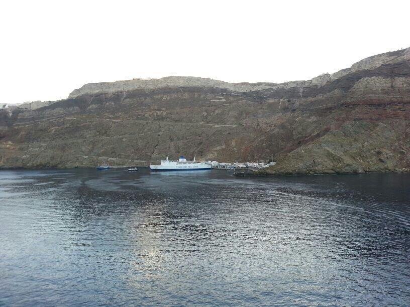 2013/10/19 Santorini Costa Mediterranea-uploadfromtaptalk1382177424483-jpg