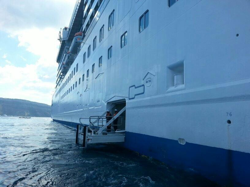 2013/10/19 Santorini Costa Mediterranea-uploadfromtaptalk1382177656422-jpg