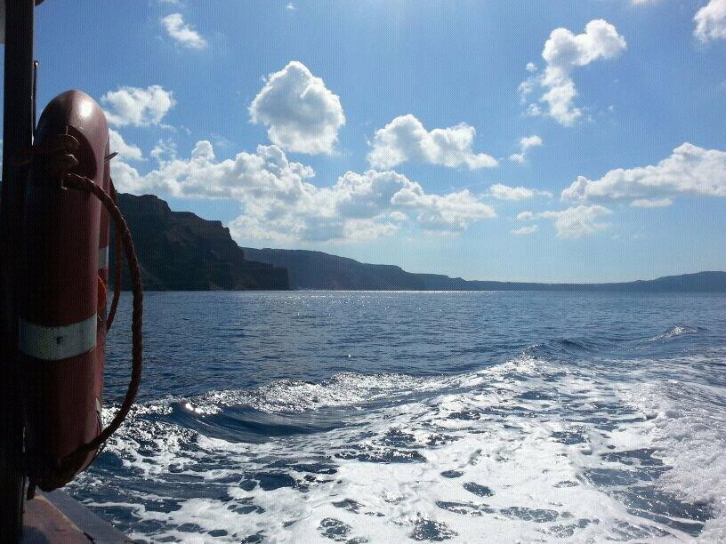 2013/10/19 Santorini Costa Mediterranea-uploadfromtaptalk1382194184272-jpg