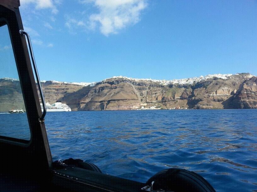 2013/10/19 Santorini Costa Mediterranea-uploadfromtaptalk1382194243821-jpg