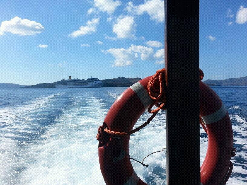 2013/10/19 Santorini Costa Mediterranea-uploadfromtaptalk1382194252734-jpg