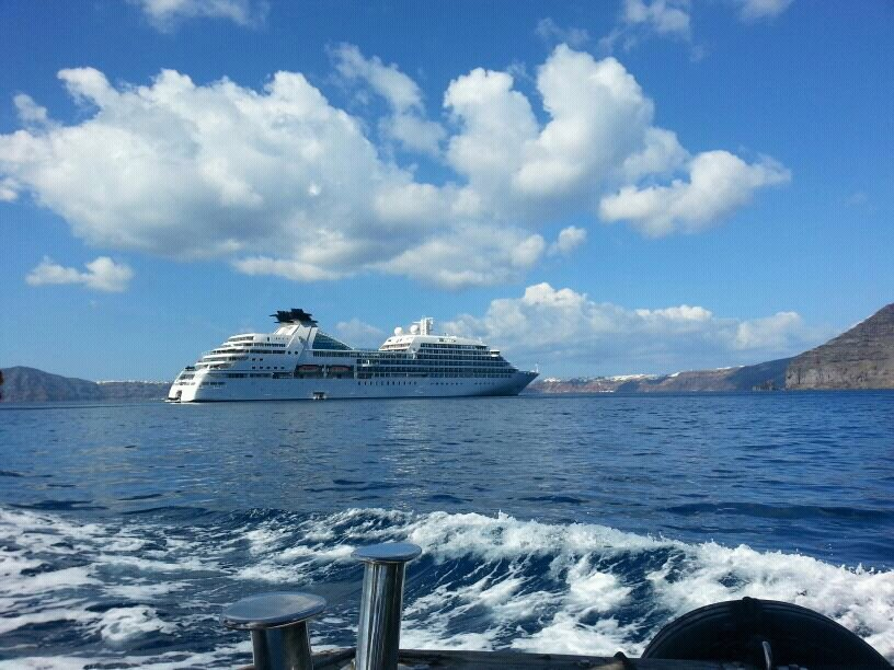 2013/10/19 Santorini Costa Mediterranea-uploadfromtaptalk1382194261683-jpg
