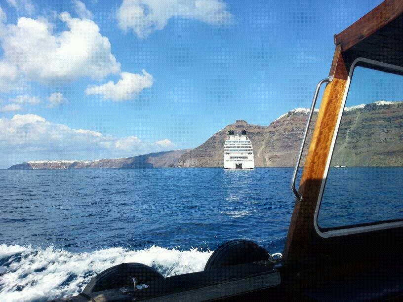 2013/10/19 Santorini Costa Mediterranea-uploadfromtaptalk1382194271422-jpg