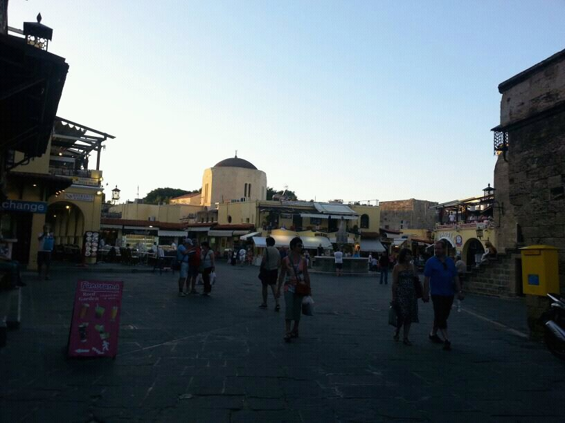 2013/10/24 Rodi Costa Mediterranea-uploadfromtaptalk1382626396193-jpg