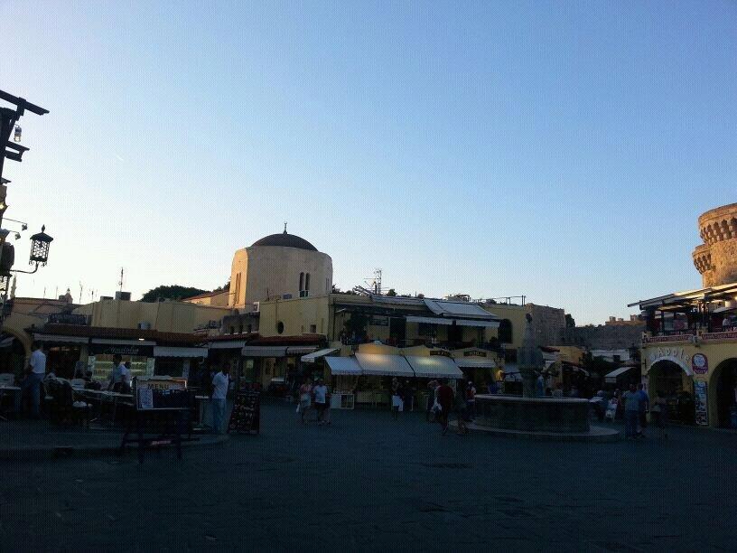 2013/10/24 Rodi Costa Mediterranea-uploadfromtaptalk1382626433015-jpg