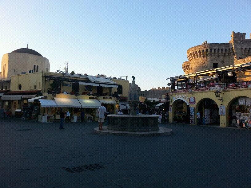 2013/10/24 Rodi Costa Mediterranea-uploadfromtaptalk1382626478006-jpg