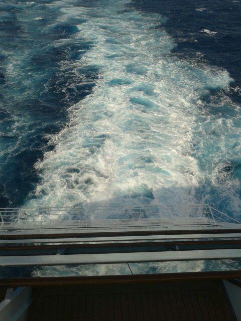 2013-11-05 Katakolon Costa Fascinosa-partenza-katakolon-diretta-nave-fascinosa-7-jpg