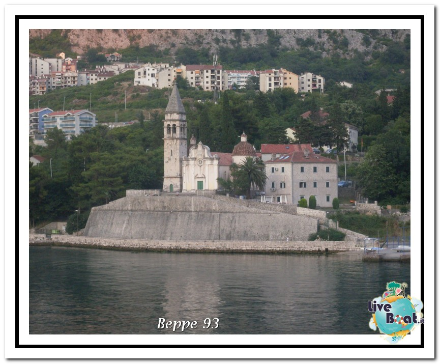 Costa Classica-Terre Sacre e Isole nel Blu-13/20 Luglio2013-kotor10-jpg