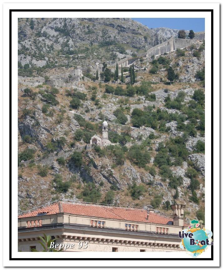 Costa Classica-Terre Sacre e Isole nel Blu-13/20 Luglio2013-kotor16-jpg