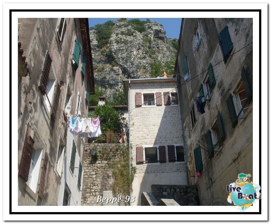 Costa Classica-Terre Sacre e Isole nel Blu-13/20 Luglio2013-kotor3-jpg
