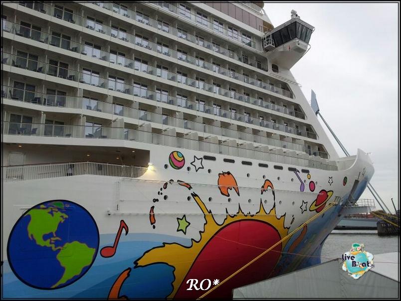 26/04/13 - Giorno 1 - Norwegian Breakaway - Rotterdam-218foto-nclbreakaway-crociera-lancio-diretta-liveboat-crociere-jpg