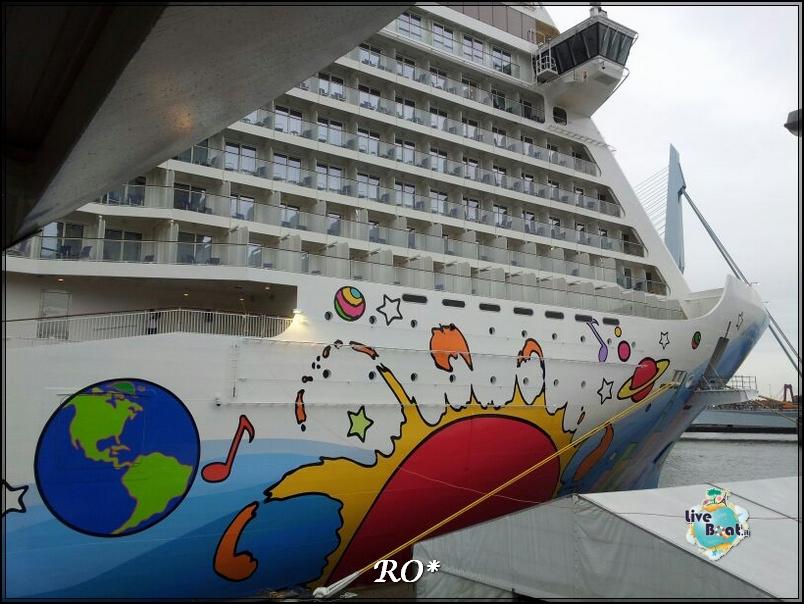 26/04/13 - Giorno 1 - Norwegian Breakaway - Rotterdam-222foto-nclbreakaway-crociera-lancio-diretta-liveboat-crociere-jpg