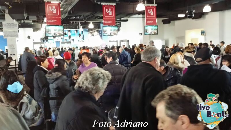 2013/12/01 - New York, Imbarco - Norwegian Breakaway-12foto-diretta-adriano-norwegianbreakaway-jpg