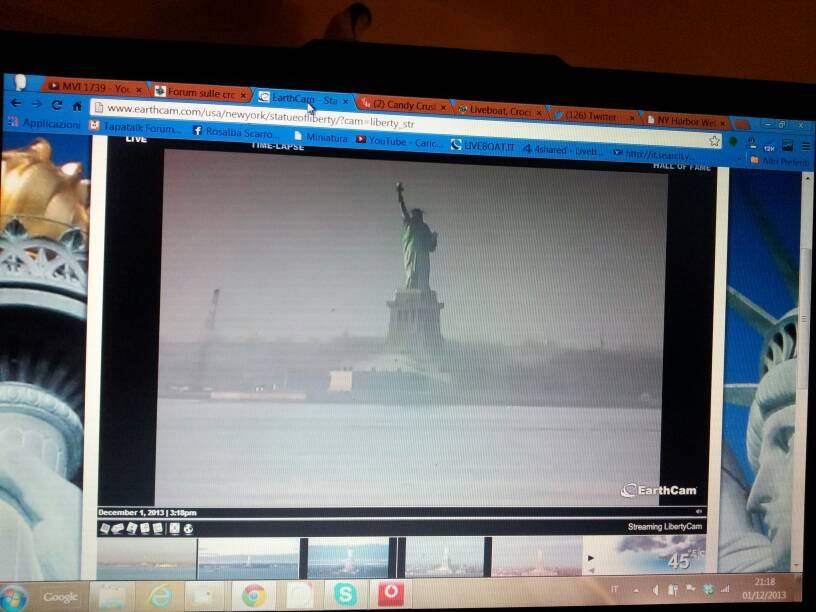 2013/12/01 - New York, Imbarco - Norwegian Breakaway-uploadfromtaptalk1385929185390-jpg