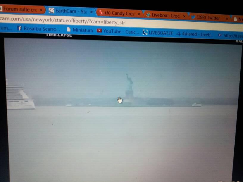 2013/12/01 - New York, Imbarco - Norwegian Breakaway-uploadfromtaptalk1385930837764-jpg