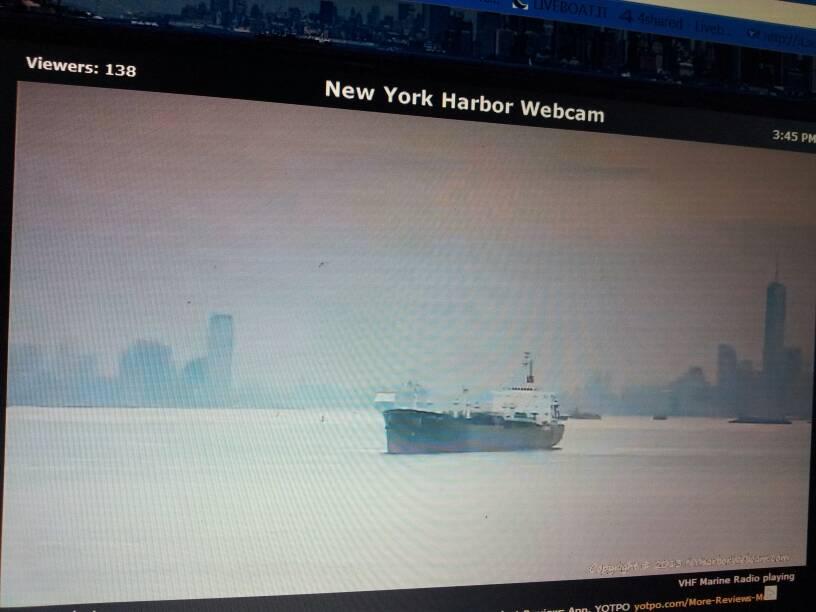 2013/12/01 - New York, Imbarco - Norwegian Breakaway-uploadfromtaptalk1385930852110-jpg