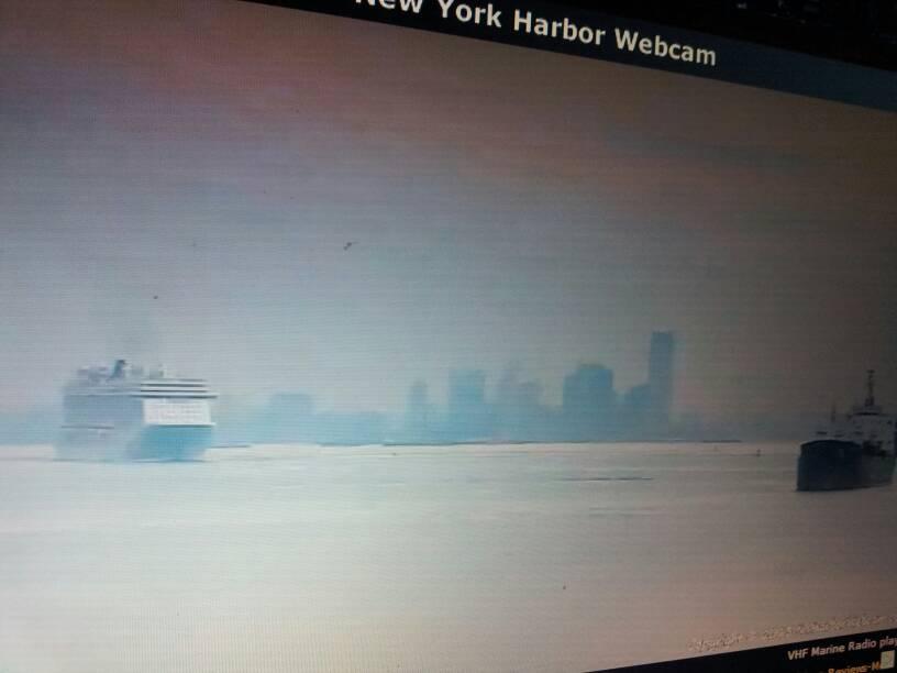2013/12/01 - New York, Imbarco - Norwegian Breakaway-uploadfromtaptalk1385931293751-jpg