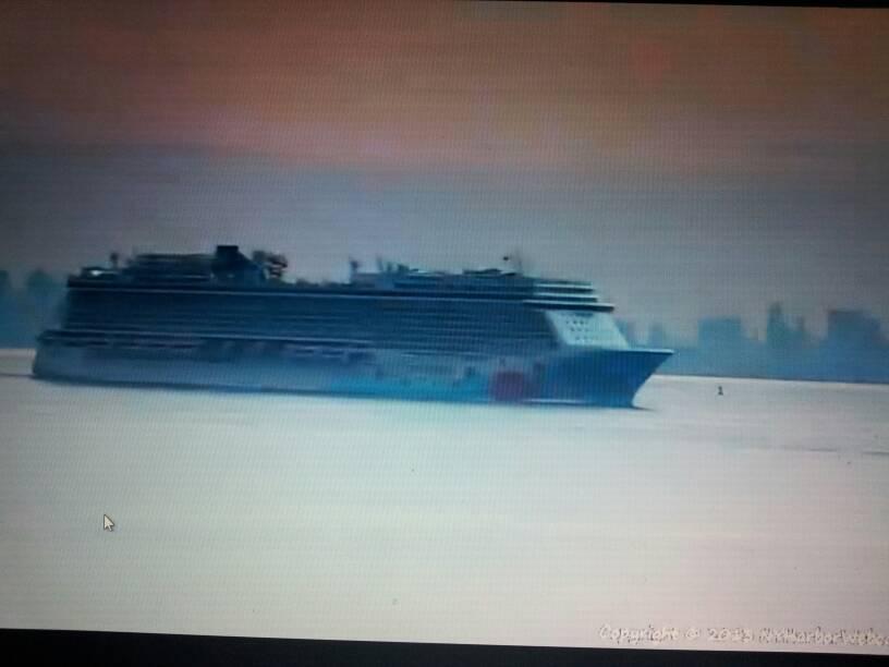 2013/12/01 - New York, Imbarco - Norwegian Breakaway-uploadfromtaptalk1385932017970-jpg