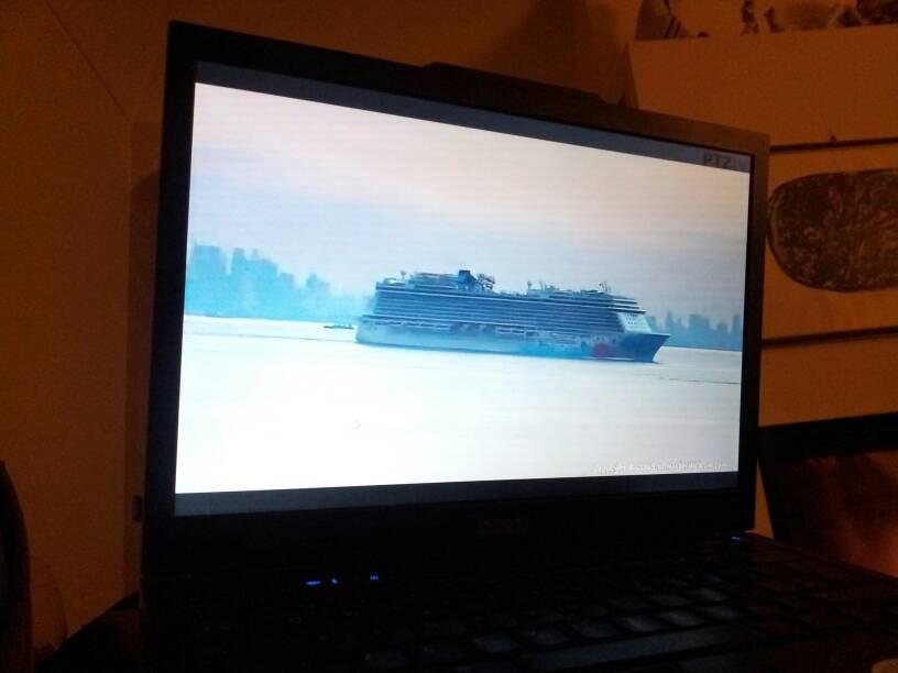 2013/12/01 - New York, Imbarco - Norwegian Breakaway-uploadfromtaptalk1385932046240-jpg