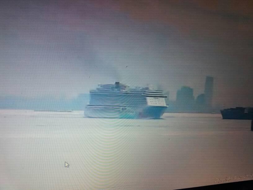 2013/12/01 - New York, Imbarco - Norwegian Breakaway-uploadfromtaptalk1385932079348-jpg