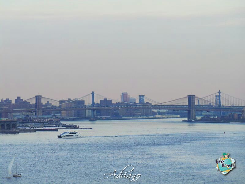 2013/12/01 - New York, Imbarco - Norwegian Breakaway-partenza-porto-new-york-norwegian-breakaway-5-jpg