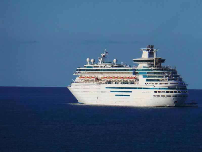 2013/12/04 - Great Stirrup Cay, Bahamas- Norwegian Breakaway-arrivo-great-stirrup-cay-bahamas-1-jpg