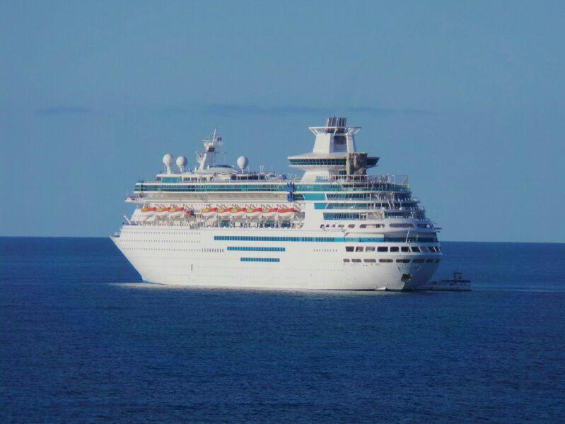 2013/12/04 - Great Stirrup Cay, Bahamas- Norwegian Breakaway-arrivo-great-stirrup-cay-bahamas-2-jpg