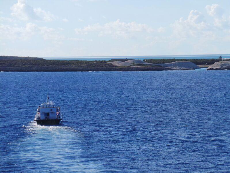 2013/12/04 - Great Stirrup Cay, Bahamas- Norwegian Breakaway-arrivo-great-stirrup-cay-bahamas-8-jpg
