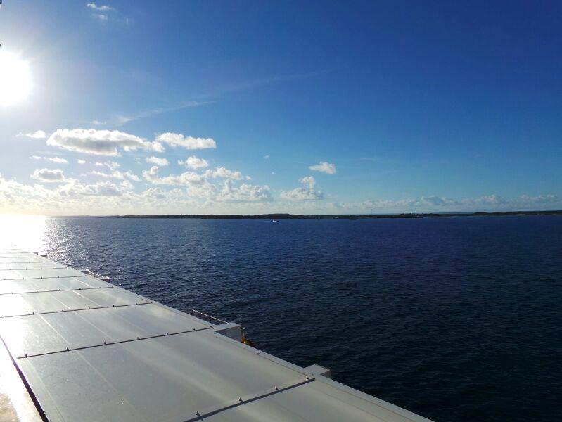 2013/12/04 - Great Stirrup Cay, Bahamas- Norwegian Breakaway-arrivo-great-stirrup-cay-bahamas-10-jpg