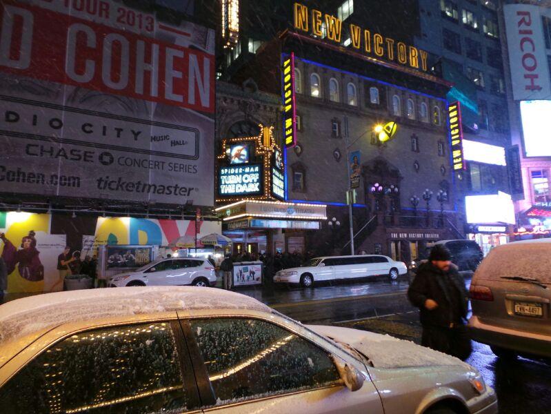 2013/12/08 New York, Sbarco - Norwegian Breakaway-new-york-usa-3-jpg