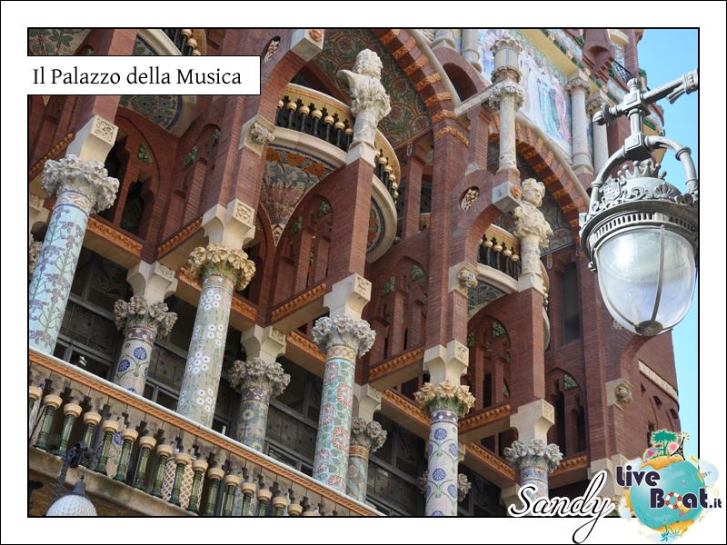 COSTA CONCORDIA - Magico Mediterraneo, 19-26/09/2011-barcellona13-jpg