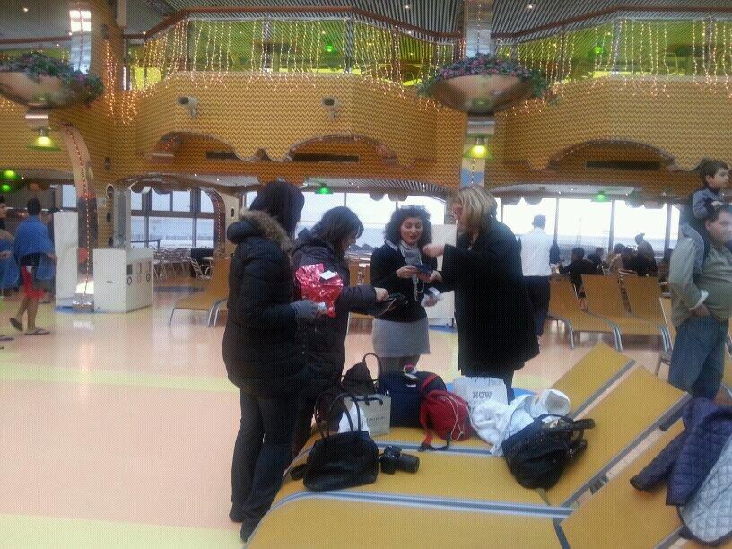2013/12/20 Partenza da Savona Costa Serena-uploadfromtaptalk1387542409340-jpg
