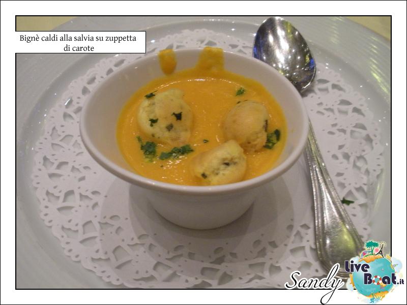 COSTA CONCORDIA - Magico Mediterraneo, 19-26/09/2011-cibo01-jpg