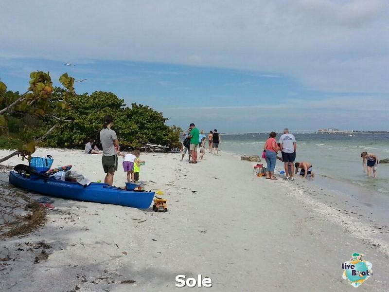 2013/12/27 Naples -> spiaggia, visite, relax + pernottamento-37-spiagga-sanibel-diretta-liveboat-crociere-jpg