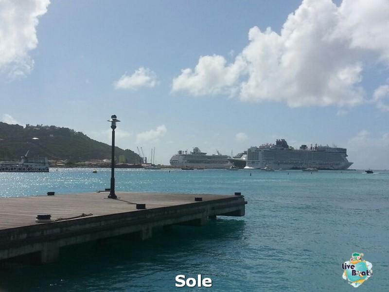 2013/12/31 St. Maarten (Antille Olandesi)-28-nrwegian-epic-st-maarten-diretta-liveboat-crociere-jpg
