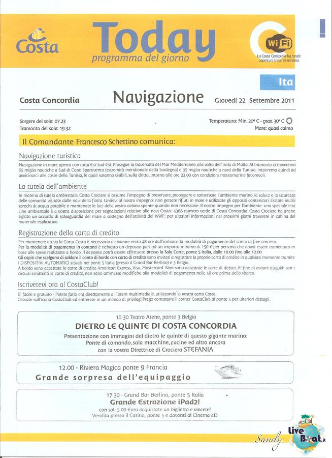 COSTA CONCORDIA - Magico Mediterraneo, 19-26/09/2011-001-jpg