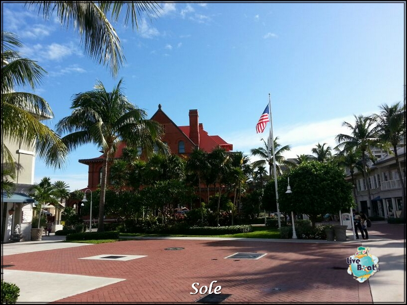 2014/01/05 Key West (visite varie, ecc) + pernottamento-porto-key-west-diretta-sole-liveboat-crociere-6-jpg