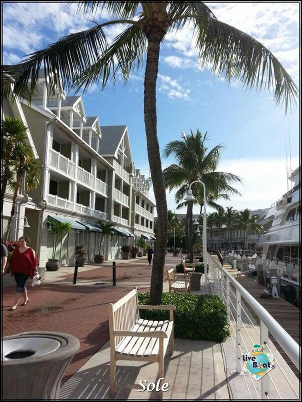 2014/01/05 Key West (visite varie, ecc) + pernottamento-porto-key-west-diretta-sole-liveboat-crociere-8-jpg